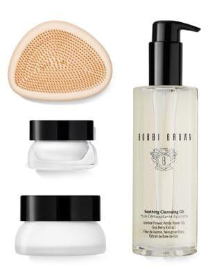 Bobbi Brown The Breakfast Club Extra 4-piece Skincare Set - $222 Value