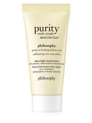 Philosophy Purity Moisturizer
