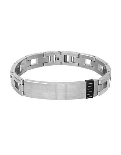 Dolan Bullock Sterling Silver Bar Link Bracelet
