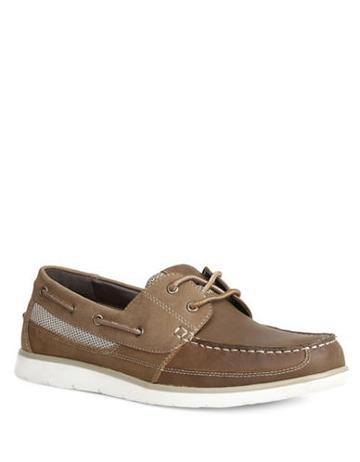 Gbx Ennis Leather Boat Shoes
