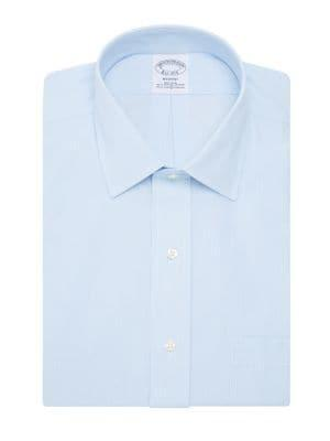 Brooks Brothers Red Fleece Woven Button-down Shirt