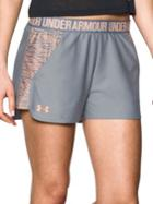 Under Armour Printed Shorts
