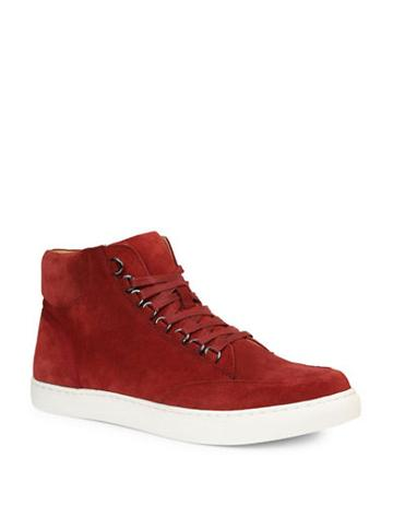 Gbx Slack D-ring Ali-g Suede High Top Sneakers