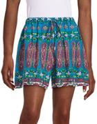Buffalo David Bitton Printed Drawstring Shorts