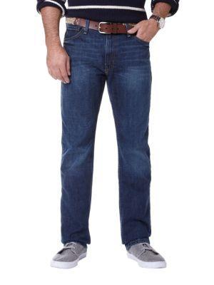Nautica Classic-fit Medium Wash Jeans