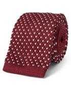 Lauren Ralph Lauren Birdseye Knit Tie