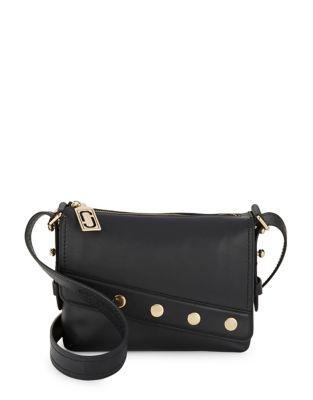 Marc Jacobs Mini Leather Downtown Messenger Bag