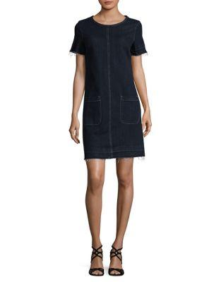 Two By Vince Camuto Denim Shift Dress