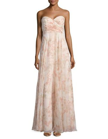 Jenny Yoo Adeline Print Dress