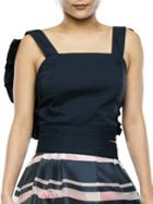 Katharine Kidd Crepe Mini Skirt