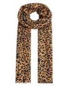 Mango Animal-print Scarf