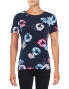 Chantelle Floral Knit Top
