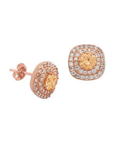 Lord & Taylor Multi-stone Stud Earrings