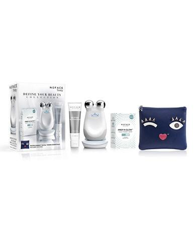 Nuface Define Your Beauty Trinity Microcurrent Facial Toning Essentials Set