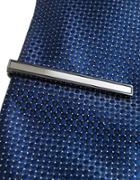 Kenneth Cole New York Rhodium Tie Clip