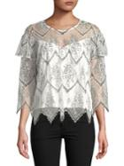 Highline Collective Romantic Lace Top