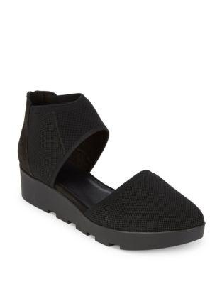 Eileen Fisher Ogden Knit Wedge