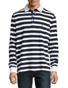 Nautica Striped Cotton Top