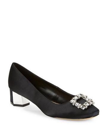 Karl Lagerfeld Paris Calina Embellished Heels