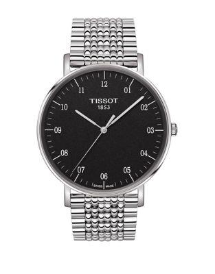 Tissot T-classic Everytime Stainless Steel Watch