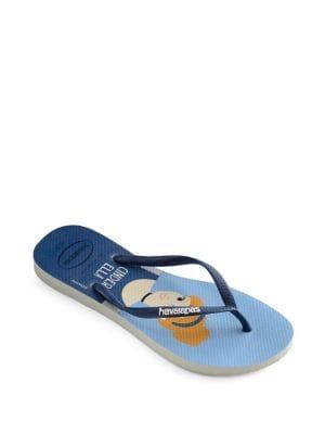 Havaianas Cinderella Princess Rubber Flip Flops