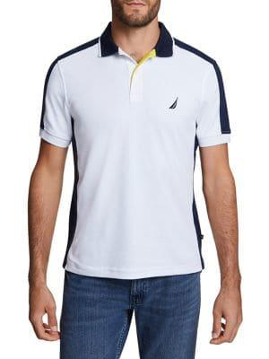 Nautica Classic-fit Short-sleeve Polo