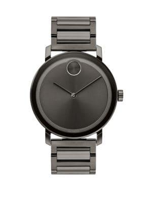 Movado Bold Bold Evolution Stainless Steel Watch