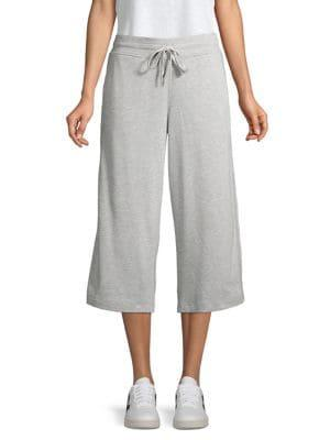 Marc New York Performance Cropped Wide-leg Joggers