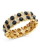 Anne Klein Stretch Cuff Bracelet