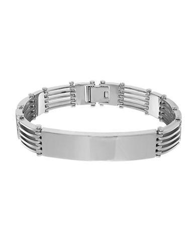 Dolan Bullock Sterling Silver Linear Link Bracelet
