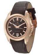 Bulova Precisionist Brown Strap Watch