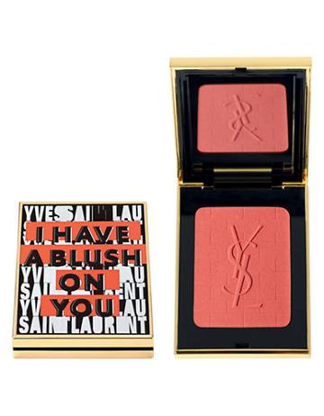 Yves Saint Laurent The Street And I Face Palette Collector - 6.0 Oz.