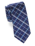 Brooks Brothers ?plaid Silk Tie
