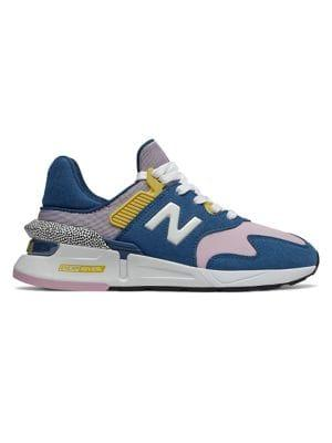 New Balance 997 Sport Logo Lace-up Sneakers