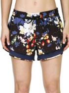 Shape Printed Marathon Shorts