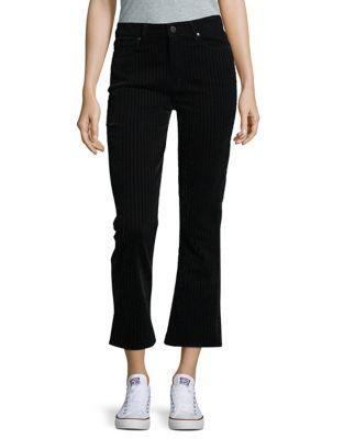 Paige Cropped Flare Pants