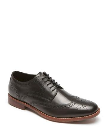 Rockport Style Purpose Wingtip Oxfords