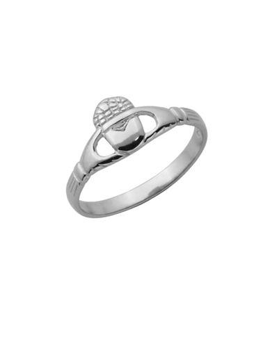 Lord & Taylor Sterling Silver Claddagh Ring