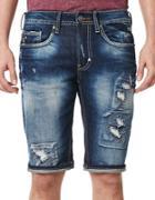 Buffalo David Bitton Parker-x Distressed Shorts
