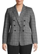 Nipon Boutique Plus Windowpane Jacket