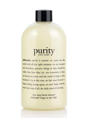 Philosophy Purity Made Simple Facial Cleanser 24oz