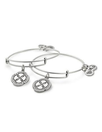 Alex And Ani Infinite Love Charm Bracelet