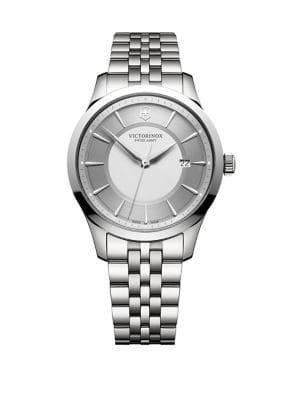 Victorinox Swiss Army Alliance Stanless Steel Bracelet Watch