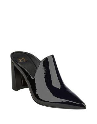 Marc Fisher Ltd Leather Pointed Toe Mule