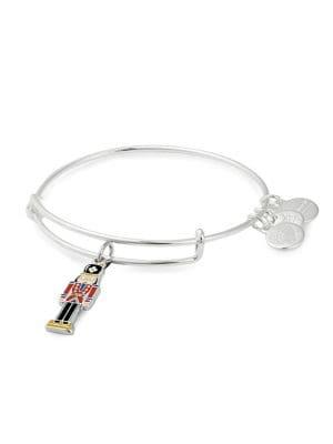 Alex And Ani Nutcracker Charm Bracelet