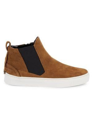 The Flexx Sneak Peak Suede Chukka Sneakers