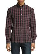 Brooks Brothers Red Fleece Oxford Cotton Sportshirt