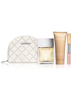 Michael Kors Signature Beauty Bag Set