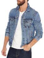 Levi's Spire Denim Trucker Jacket