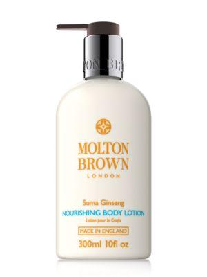 Molton Brown Suma Ginseng Body Lotion/10 Oz. Formerly Invigorating Suma Ginseng